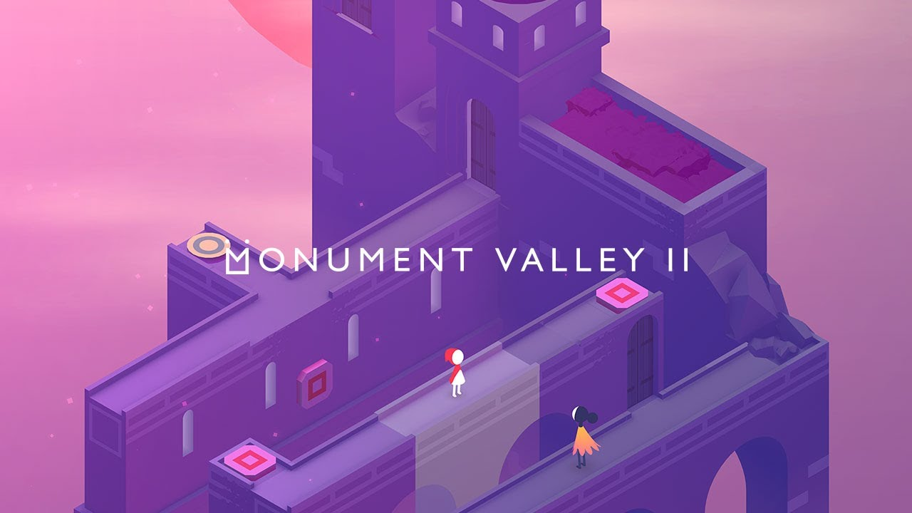 Monument Valley 2 появилась в Google Play